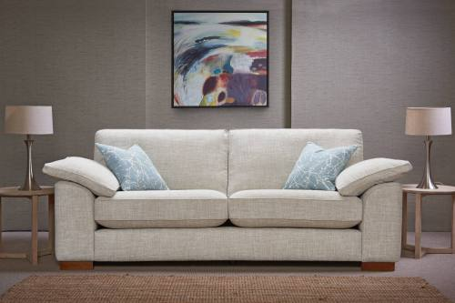 Ashwood Designs Olsen Sofa Collection on Display
