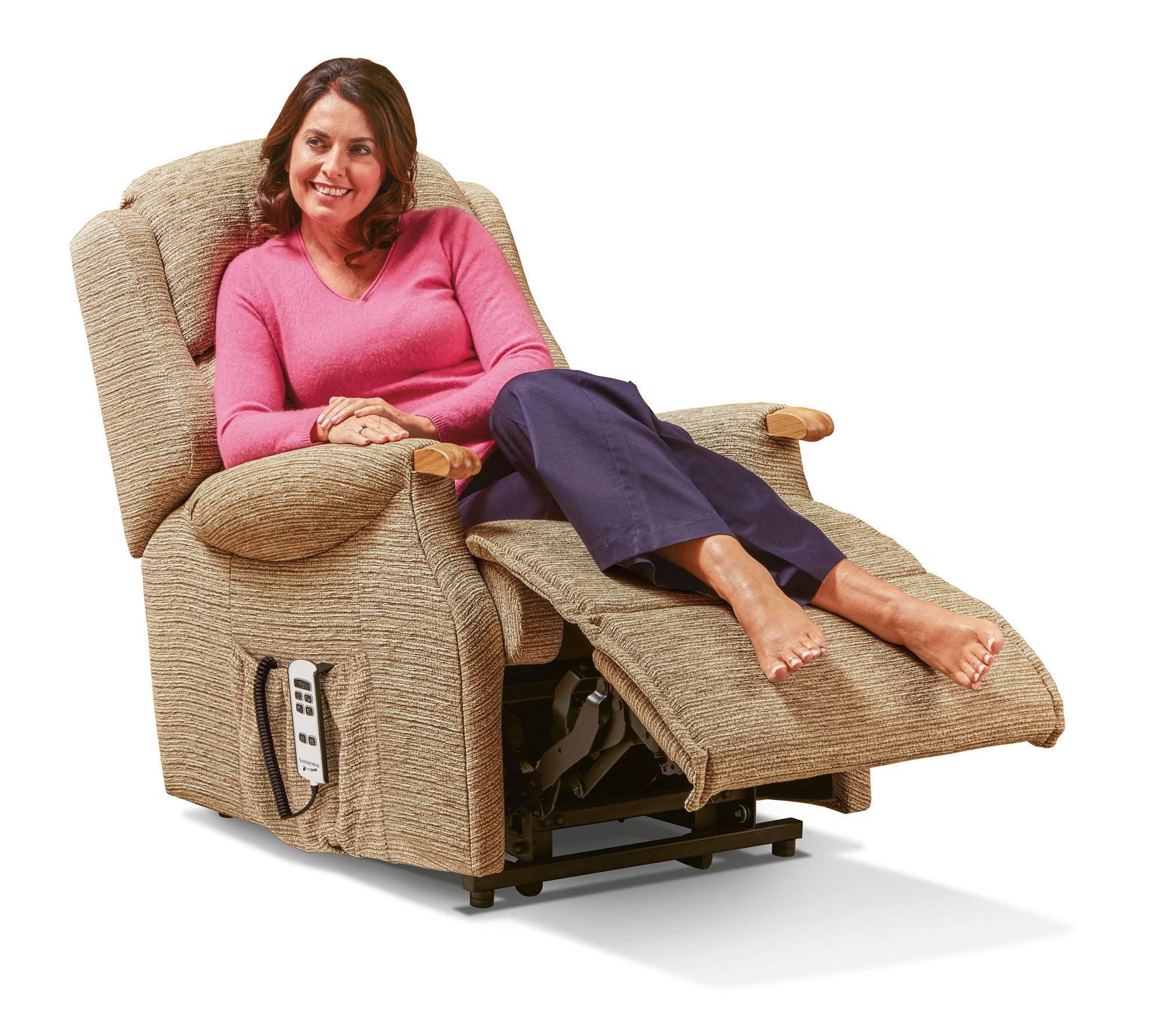 Sherborne Malham Standard Electric Riser Recliner Chair