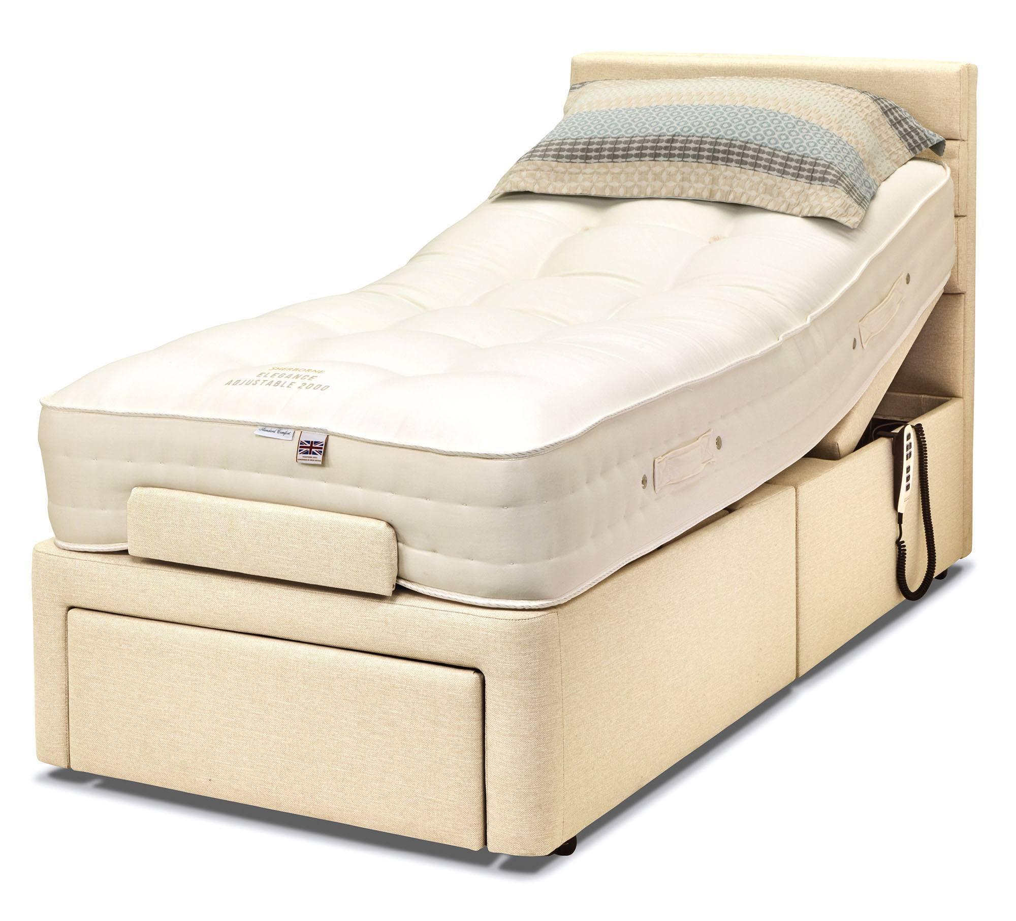 Sherborne Dorchester Kingsize 5' Fully Adjustable Bed