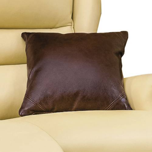 Sherborne Leather Scatter Cushion