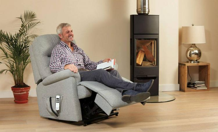sherborne keswick lift & rise recliner chair