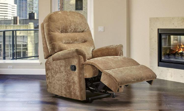 sherborne keswick small recliner chair